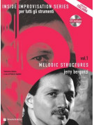 Inside Improvisation vol.1: Melodic Structures (book/CD) Ediz. Italiana