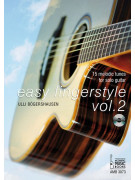 Acoustic Music Easy Fingerstyle vol. 2 (book/CD)