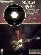 Showcase Solos For The Rock Guitarist (book/CD)