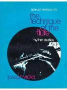 The Technique of the Flute: Rhythm Studies