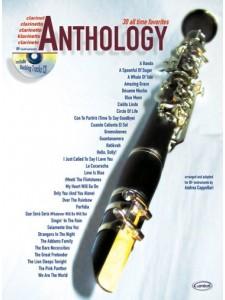 Anthology: 30 All Time Favorites Bb Clarinet (libro/CD)