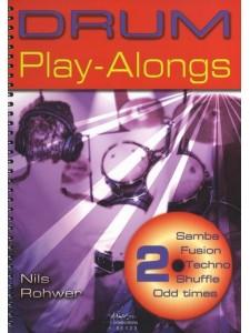 Drum Play-Alongs volume 2 (book/CD)