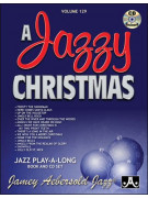 Aebersold 129: Jazzy Christmas (book/CD)