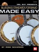 Bluegrass Standards for Banjo Made Easy (book/CD)