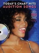 Audition Songs For Female Singers: Today's Chart Hits (book/CD)