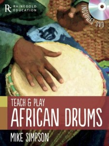 Teach And Play African Drums (book/DVD)