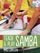 Teach And Play Samba (book/DVD)