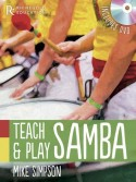 Teach And Play Samba (book/DVD)