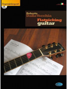 Flatpicking guitar (libro/CD)