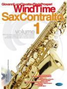 Windtime - Sax Contralto volume 1 (book/CD-Rom)