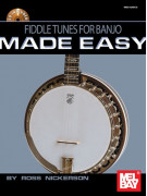 Fiddle Tunes for Banjo Made Easy (book/CD)