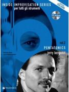 Inside Improvisation vol.2: Pentatonics (book/CD) Ediz. Italiana