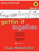 Gettin' It Together (book/ 2 CD play-along) Edizione Italiana