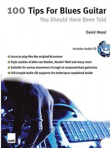 100 Tips For Blues Guitar (book/CD)