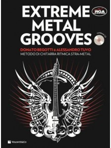 Extreme Metal Grooves (libro/CD)