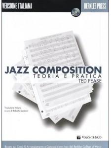 Jazz Composition: Teoria e Pratica (libro/CD)