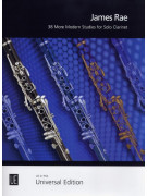 38 More Modern Studies For Clarinet