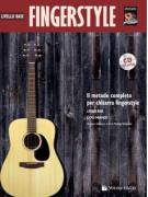 Chitarra Fingerstyle - Livello Base (book/CD)
