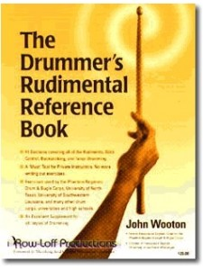 The Drummer's Rudimental Reference Book