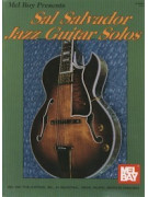 Jazz Guitar Solos (book/Cassette)