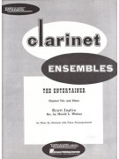 The Entertainer (Clarinet)