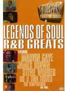 Legends Of Soul - Rhythm And Blues Greats (DVD)