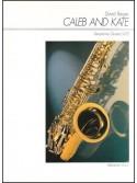Caleb and Kate (Saxophone Quartet)