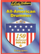 All-American Drummer - 150 Rudimental Solos