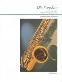 Oh, Freedom (Saxophone Quartet)