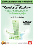Electric Guitar Care, Maintenance and Restringing (DVD)