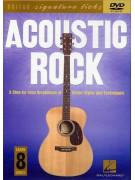 Acoustic Rock: Guitar Signature Licks (DVD)
