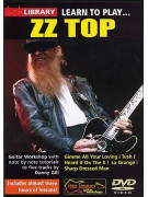 Lick Library: Learn To Play ZZ Top (DVD)