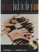 Getting Back to the Piano (book/CD)