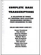 Complete Bass Transcriptions