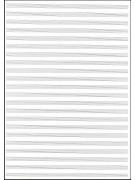 """Quaderno di Musica, """"Large score manuscript"""""""