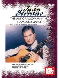 The Art of Accompanying Flamenco Dance (DVD)