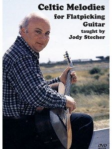 Celtic Melodies For Flatpicking Guitar (DVD)