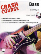 Crash Course: Bass (book/CD)