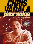 Jazz Play-along Solos Alto Saxophone (book/CD)