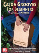 Cajon Grooves for Beginners (DVD)