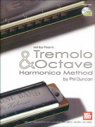 Tremolo and Octave Harmonica Method (book/CD)