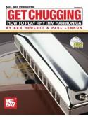 Get Chugging: How to Play Rhythm Harmonica (book/CD)
