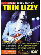 Lick Library: Learn To Play Thin Lizzy (DVD)