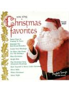 You Sing Christmas Favorites (CD sing-along)