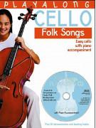 Playalong Cello - Folk Songs (book/CD)