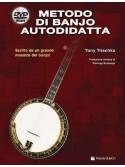 Metodo di Banjo Autodidatta (libro/DVD)