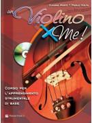 Un Violino X Me! (libro/CD)