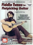 Fiddle Tunes for Flatpicking Guitar (book/3 CD)