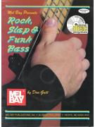 Rock, Slap & Funk Bass (book/CD)