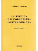 La Técnica de la Orquesta Contemporánea
